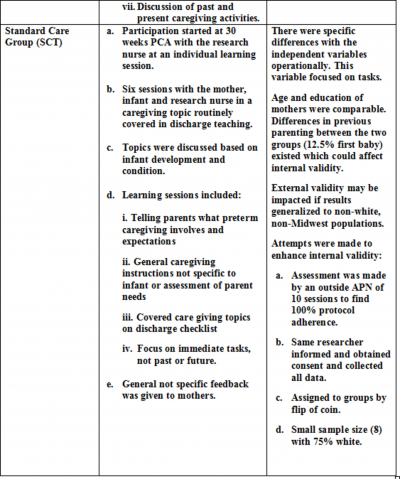 positive and negative learning experiences essay